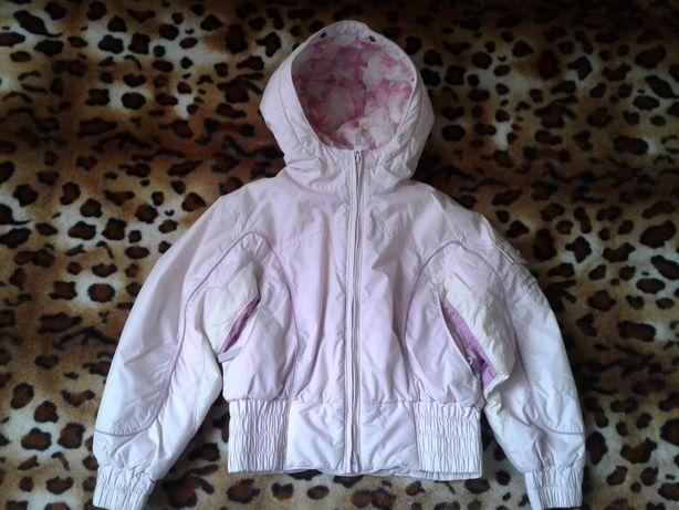 Columbia теплая куртка-пуховик девочке 6а вьетнам
