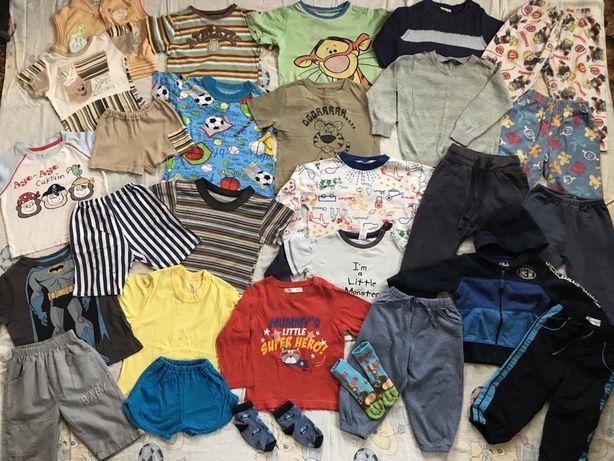 Пакет вещей на мальчика 6мес-2.5 лет