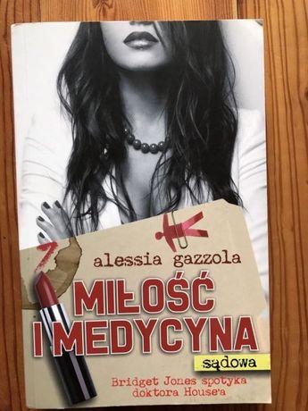 """Książka pt.""""Miłość i medycyna sądowa"""""""