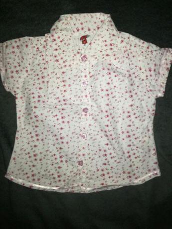 Koszula dziewczynka 86