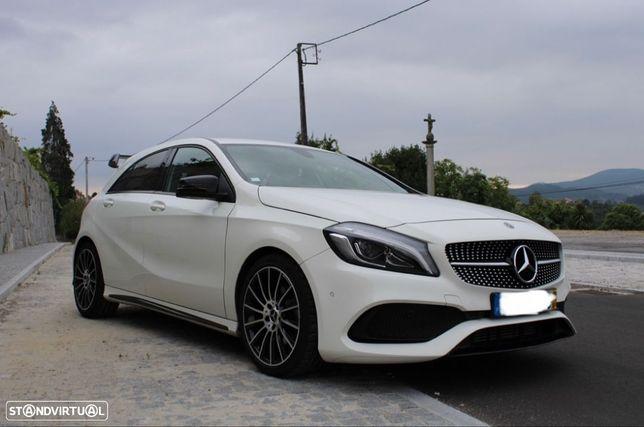 Mercedes-Benz A 200 d AMG Line