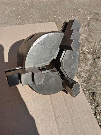 Токарный патрон 100мм СССР инструмент