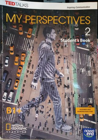 My Perspectives students book 2