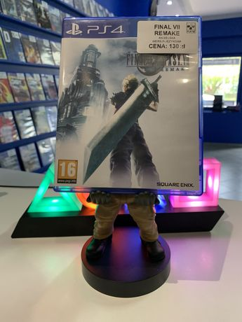 Final Fantasy VII PS4