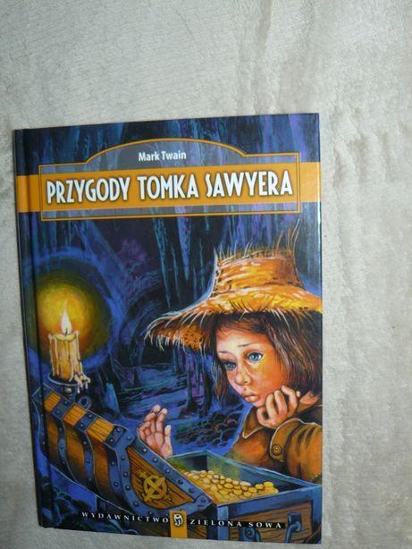 Książki Przygody Sawyera Mikołajka Donalda Koziołka Matołka