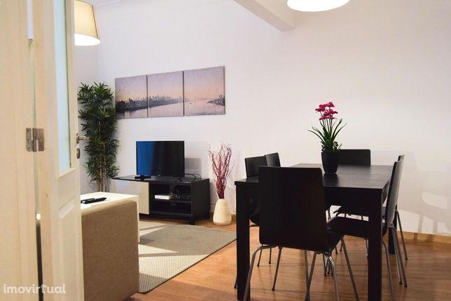 Apartamento T2 Centro | Forno do Tijolo