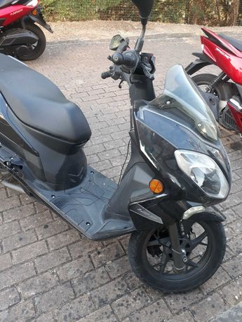 Moto keeway cityblade