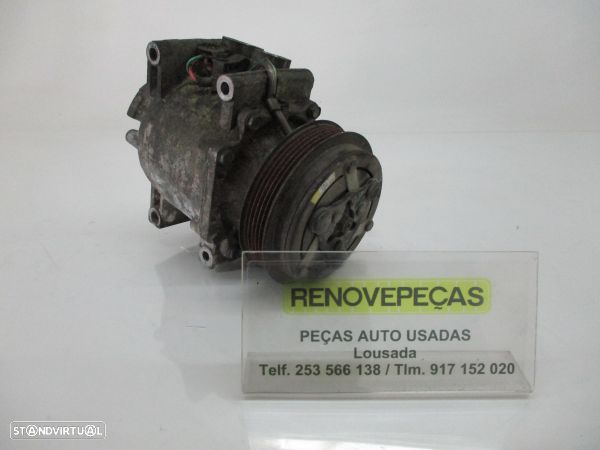 Compressor Do Ar Condicionado Honda Jazz Ii (Gd_, Ge3, Ge2)