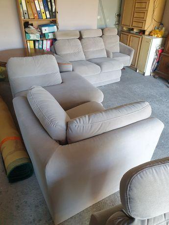 Meble wypoczynkowe kanapa fotele