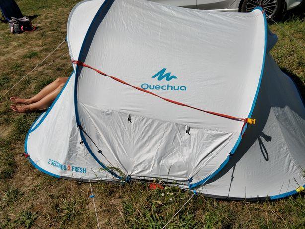 Namiot 3 osobowy Quechua Fresh szybko rozkłady