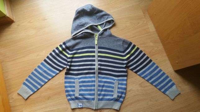 Sweter rozpinany Cool Club r.116