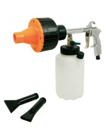 Pistola Tornado + função Nebulizador + Oferta 5 litros Limpa estofos