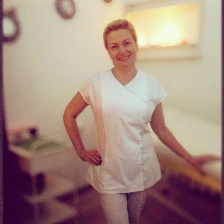 Косметолог массаж лица