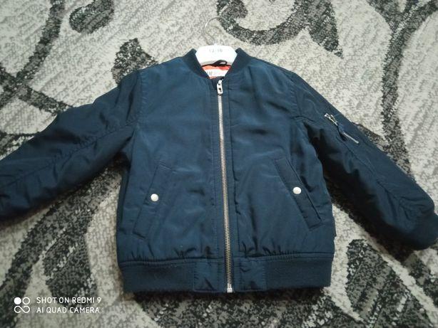 Продам бомпер, куртку, курточку, ветровку на мальчика 2-3 года