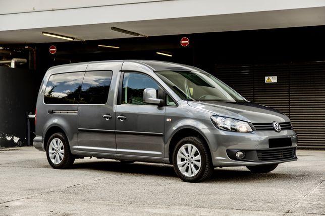 VolksWagen Caddy Maxi Exclusive
