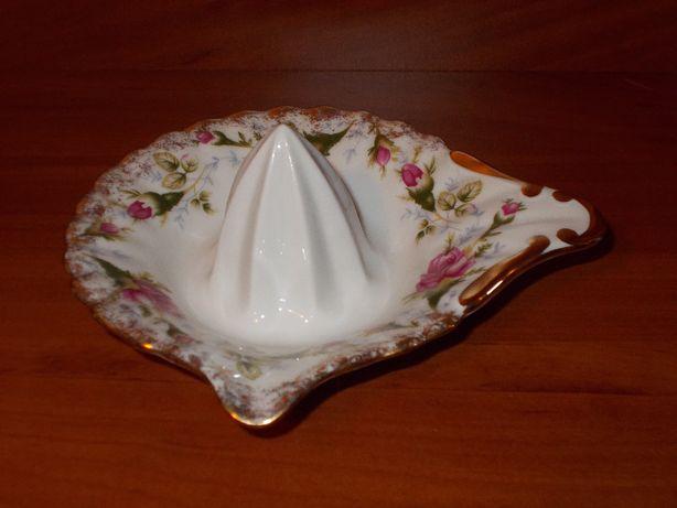 Wyciskarka do cytryn , porcelana Chodzież