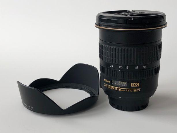 Nikon Nikkor 12-24mm 1:4 G ED