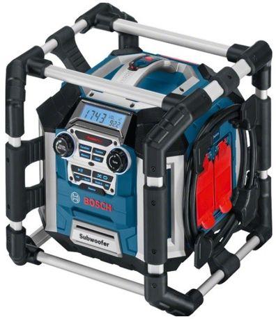 RADIO budowlane Bosch GML 50