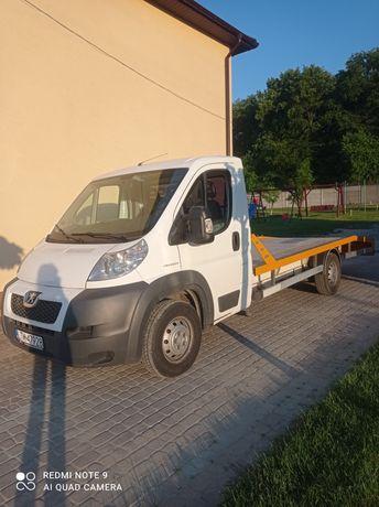 Transport, przewóz pojazdów