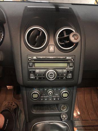 Radio 6 cd bluetooth Nissan qasqhai+2,x-trail