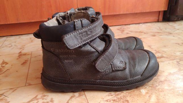 Ботинки на мальчика деми весна-осень 29 р
