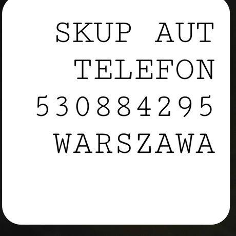 Skup aut Warszawa i okolice