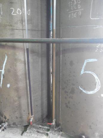 Емкость металлическая 2,5 м3