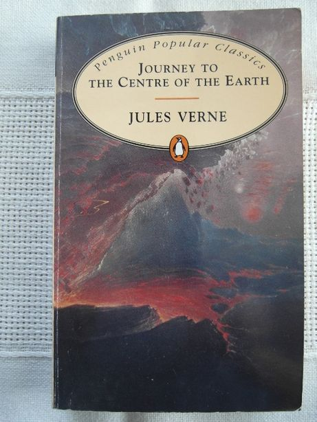 Journey to the Centre of the Earth, Joules Verne