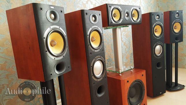 комплект акустики 5.1 домашний кинотеатр Bowers Wilkins B&W 600 серия