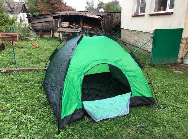 Палатка автоматическая 4х местная саморозкладная