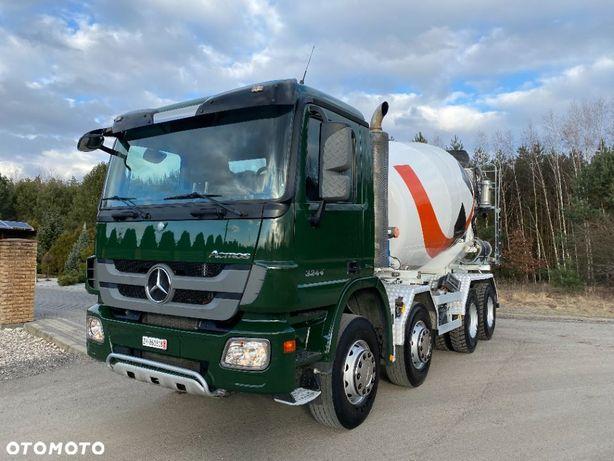 Mercedes-Benz Actros Betonomieszarka Wekselsystem8x4 3244  2009 rok