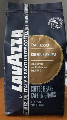 Lavazza Espresso Crema e Aroma 1кг зерно