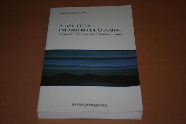 A Natureza em Antero de Quental-de Magda Costa Carvalho