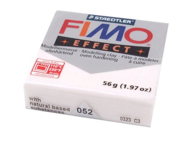 Modelina polimerowa Fimo Effect, 57g różne kolory