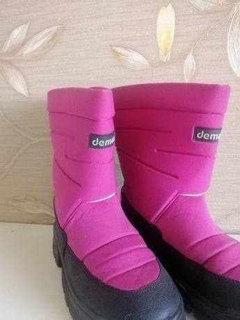 Зимние ботинки Demar 36 размера