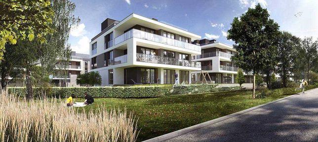 Mieszkanie 88m2, 4 pokoje z tarasem 46m2 i dwoma balkonami, Tarchomin
