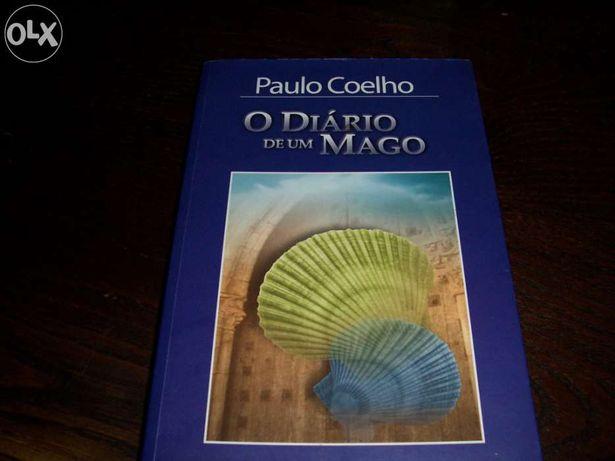 """livro de Paulo Coelho """" O Diário de um Mago"""""""