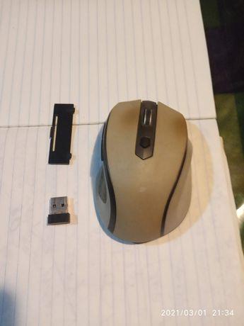 Мышка компьютерная беспроводная