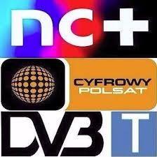 montaż i serwis anten. NC+,Polsat Cyfrowy , Naziemne DVB-T
