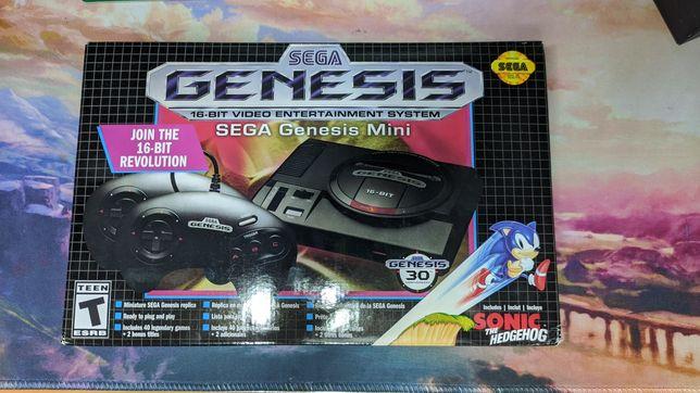 Новая Sega Genesis mini, Megadrive mini