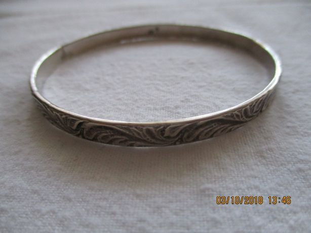 bransoletka srebrna warmet