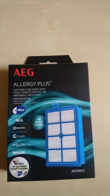 Oryginalny Filtr HEPA Allergy Plus AEG ,Electrolux , Philips