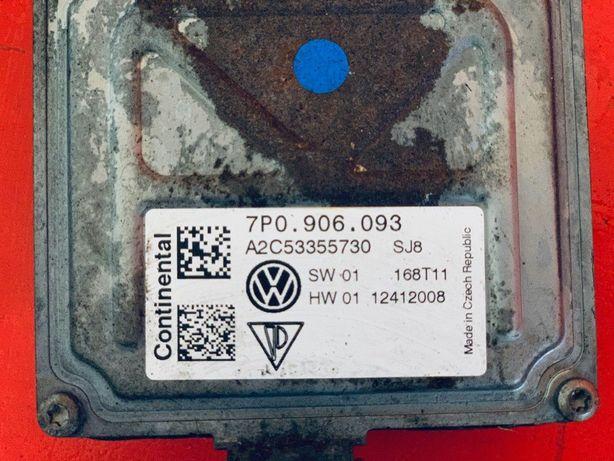 Блок Реле управления топливного насоса Volkswagen Touareg 7Р 7P 10-14