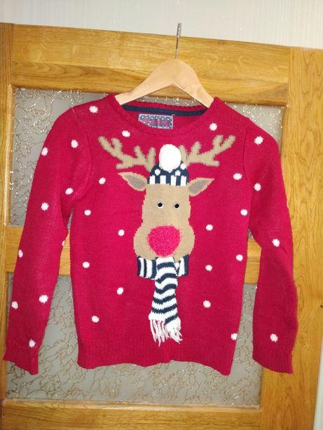 Свитер свитерок реглан на девочку I love George 10-11 лет 6-7 лет
