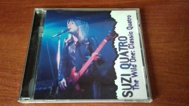 Audio CD Suzi Quatro – The Wild One: Classic Quatro