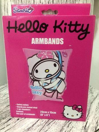 Braçadeiras Hello Kitty Novas em Caixa