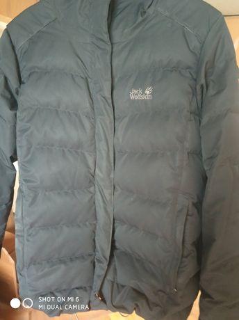 Пуховик куртка jack wolfskin