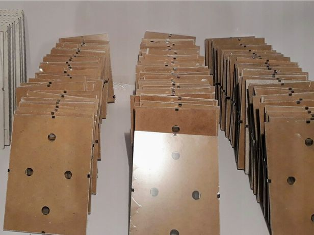 Antyrama ok.150 sztuk Antyramy PLEXI B6 13x18cm Na zdjęcia ramka foto