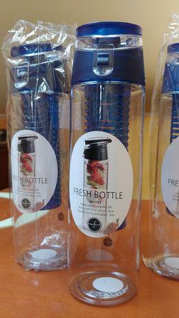 Bidon butelka na wodę + owoce NOWA Fresh Bottle