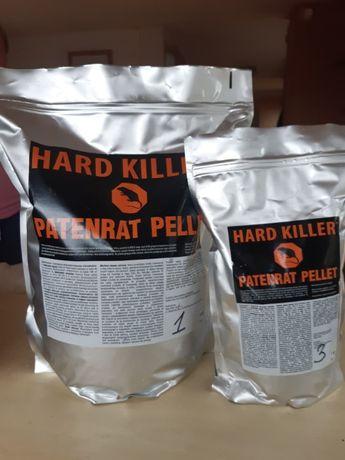 Hard Killer granulat na szczury nornice myszy 20 kg